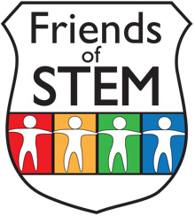 Friends of STEM logo