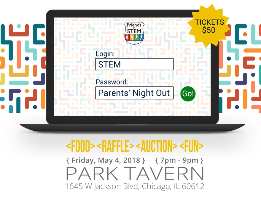 Parents' Night Out STEM Magnet Academy's Annual Benefit